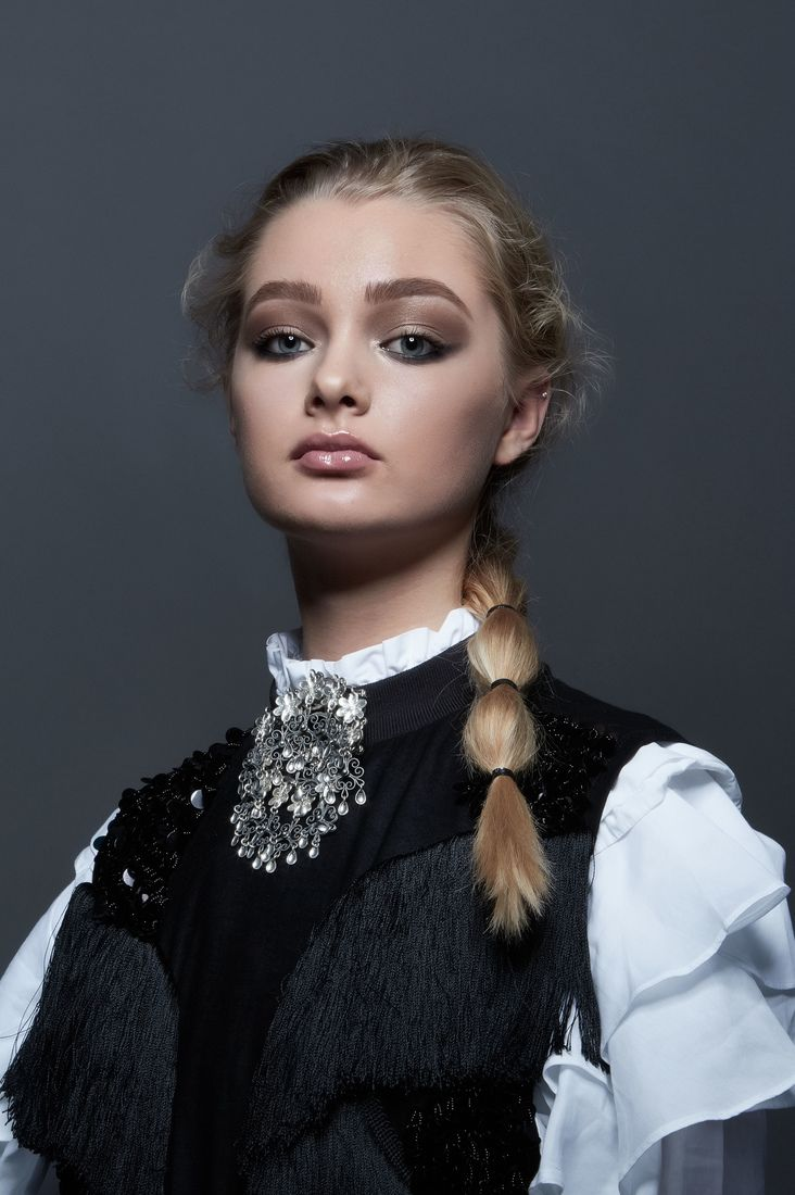 Photographer: Göunul Eliz Erturk  Model: Amanda Hetland Mua/Stylist: Charlotte Wold