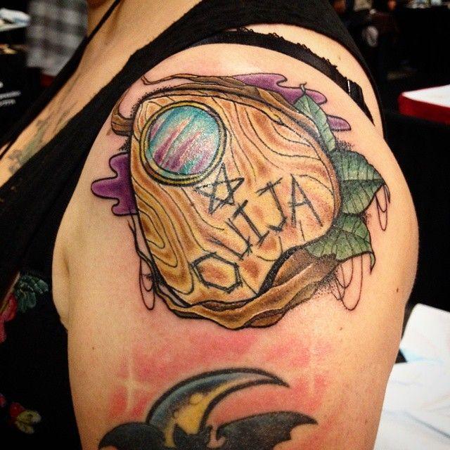 Planchette Tattoo Ink Master