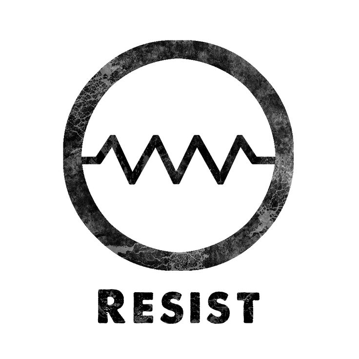 "Resist priceofliberty: """" This symbol represents a the"