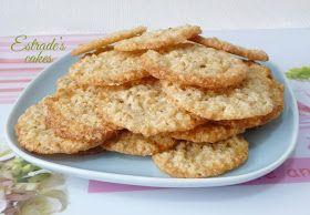receta de galletas de avena IKEA 2