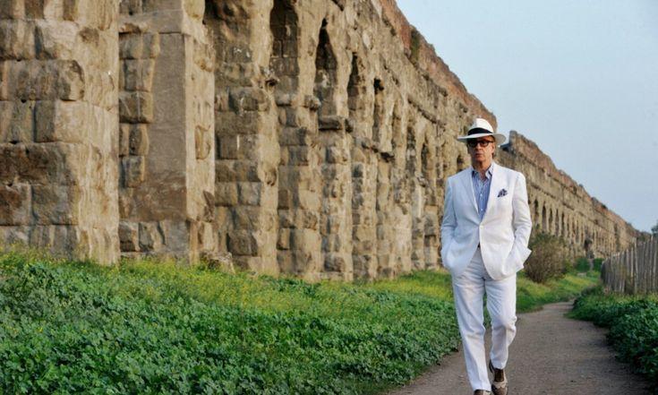 Italians have style!  THE GREAT BEAUTY LA GRANDE BELLEZZA