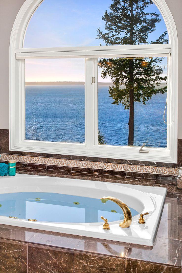 203 best Luxurious Bathrooms images on Pinterest | Bathroom, Half ...
