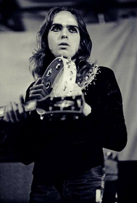 Peter Gabriel .1972.Photo by Putland.
