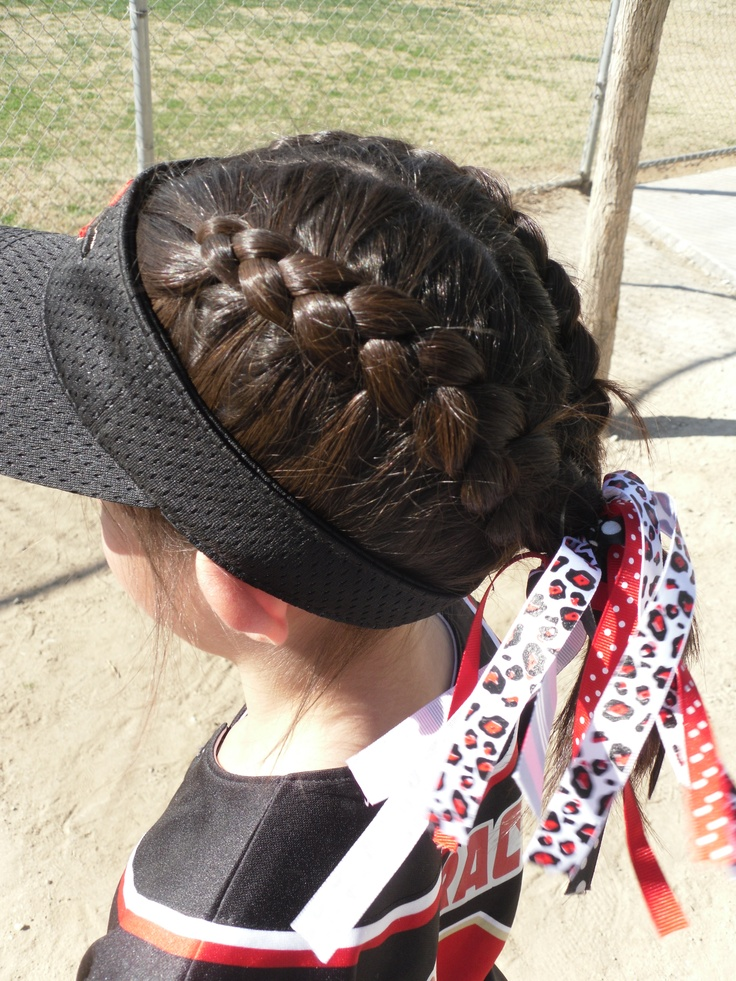 HD wallpapers softball hairstyles with bows