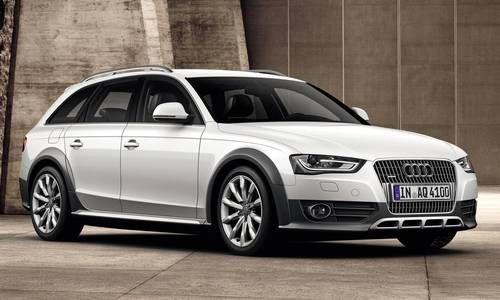#Audi #A4Allroad. Un véhicule qui impressionne par son assurance et qui saura vous révéler toute sa puissance.