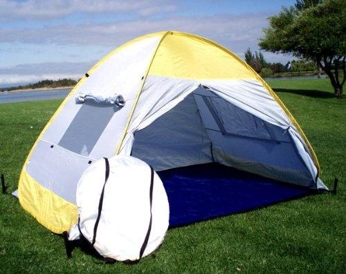 l Pop up Family Cabana Tent Sun Wind Shelter Beach Tent by STIC  & 14 best beach sun tent (pop up) images on Pinterest | Sun tent ...