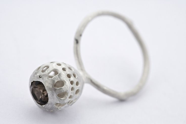 Ring by Anna Vlahos, Greece