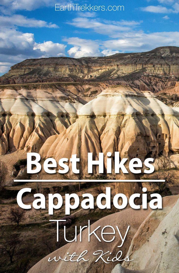 Cappadocia, Turkey: Best Hikes with Kids
