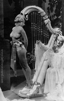 Busby Berkeley Film Still Photograph collected by Jeffrey Sward