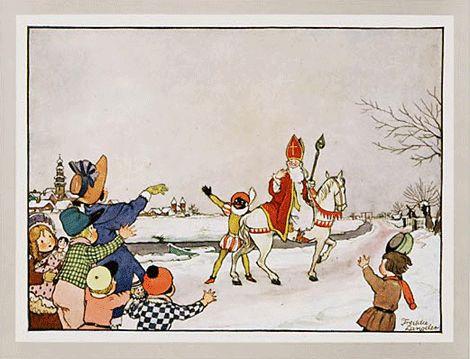 A.B. van Tienhoven, Sinterklaas kapoentje · dbnl