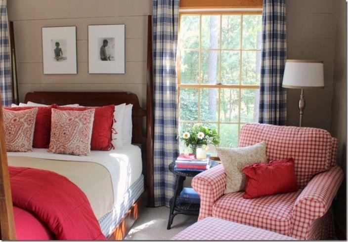 25+ Best Ideas About Americana Bedroom On Pinterest