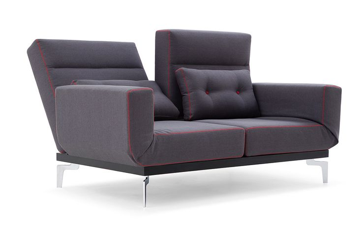 Stylish Design Furniture - Broadway - Fabric Sofa Bed, $1,440.00 (http://www.stylishdesignfurniture.com/products/broadway-fabric-sofa-bed.html)