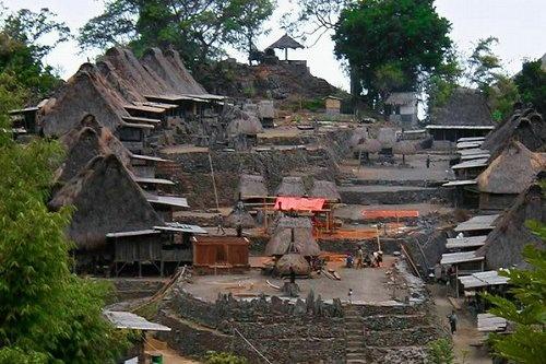 Kampung Bena-Nusa Tenggara Timur