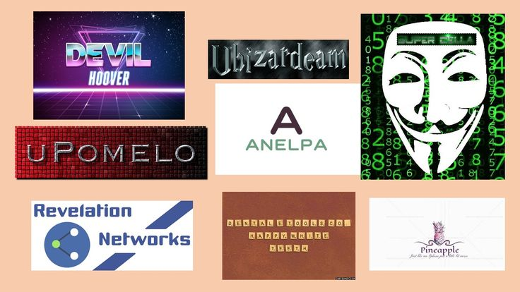 Petrik has formed 8 companies, here are our logos :)