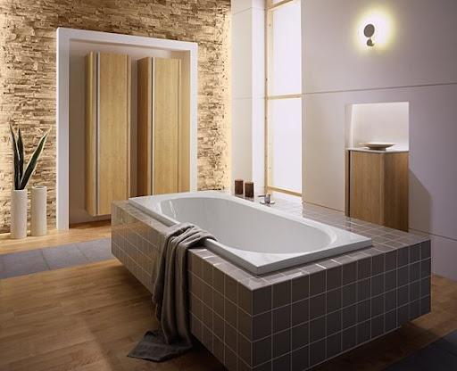 Badezimmer wanne ~ Best badezimmer ideen images ideas house