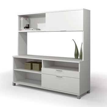 modern office credenza. Credenza With Hutch 71 Modern Office