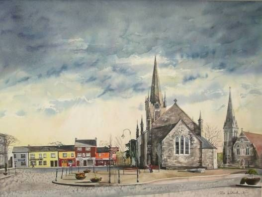 'The Square Listowel' Limited Edition