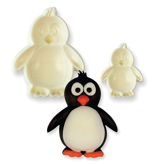 JEM+Pop+It+Mould+-+Penguin+-+Set+of+2