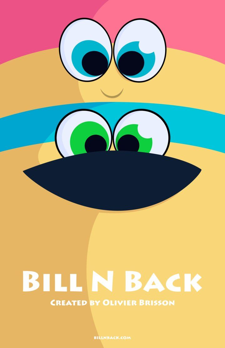 Bill N Back Poster