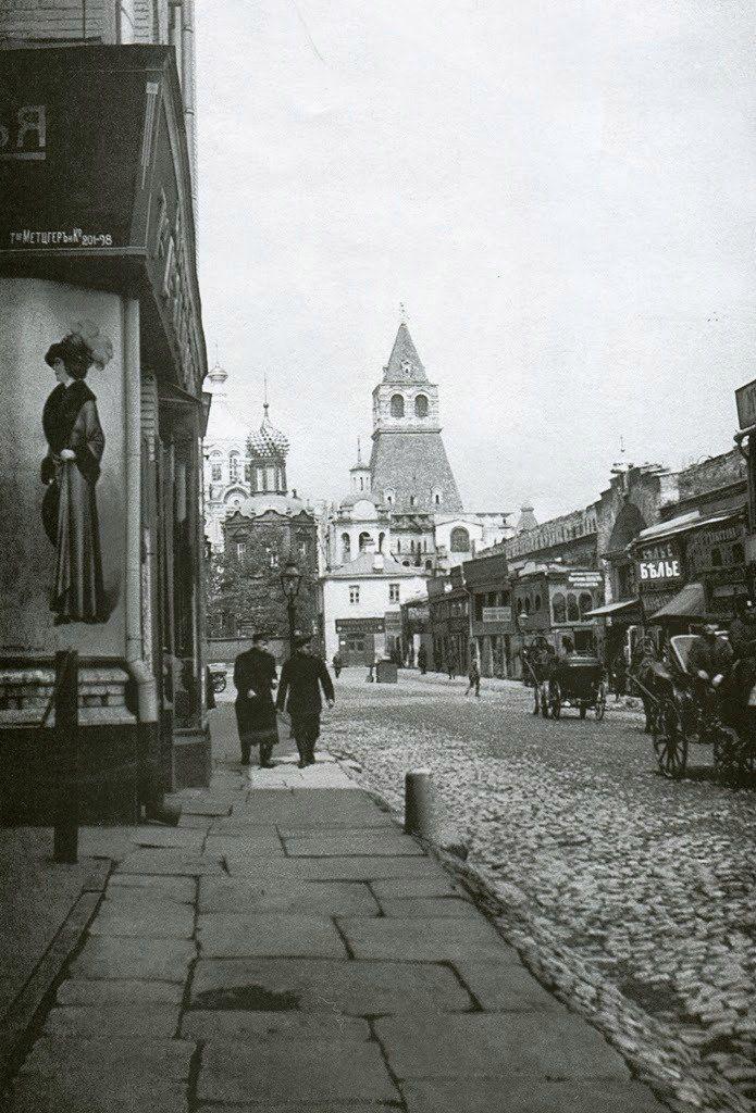 Пин на доске Старая Москва