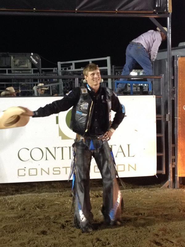 NATHAN SCHAPER -- a ND native & PBR bull rider