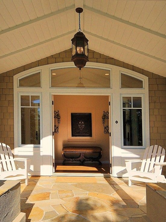 64 best back porch remodel images on pinterest   porch ideas, home ... - Covered Patio Ceiling Ideas