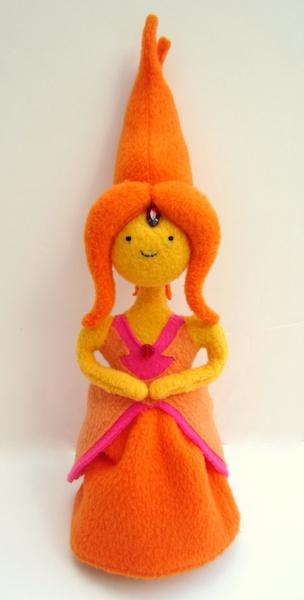 I found 'Adventure Time Flame Princess -- Little Flame Princess Plush' on Wish, check it out!