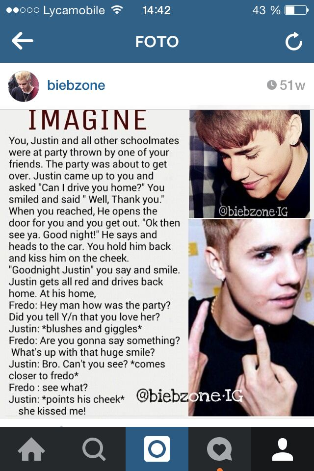from Vicente dating justin bieber imagine