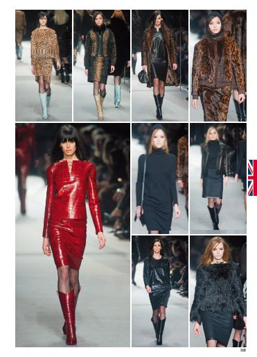 Tom Ford, changes of direction. #tomford @Tom Ford  #pretaporter #fashion #catwalk #style #look #fashionshow #london #fall #winter #2014 #2015
