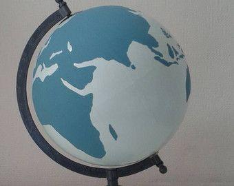 Hochzeit Gast Buch Globus von WholeWorldOfLove auf Etsy