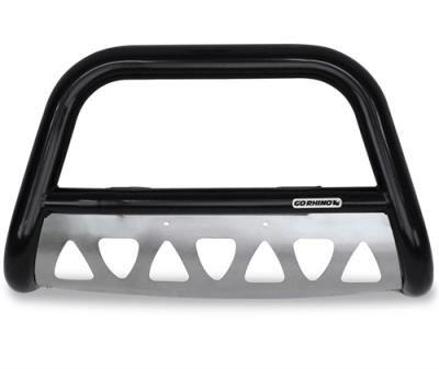 Go Rhino Go Rhino RHINO Charger 2 RC2 LR Complete Bull Bar Kit - 5561T 5561T Bumper Guard: Go Rhino… #AutoParts #CarParts #Cars #Automobiles