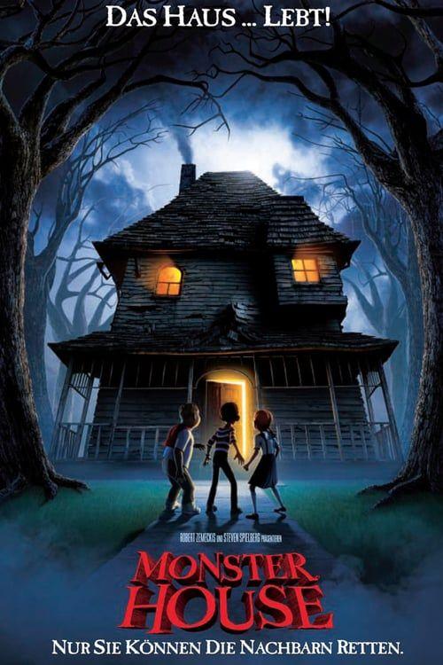 Watch->> Monster House 2006 Full - Movie Online