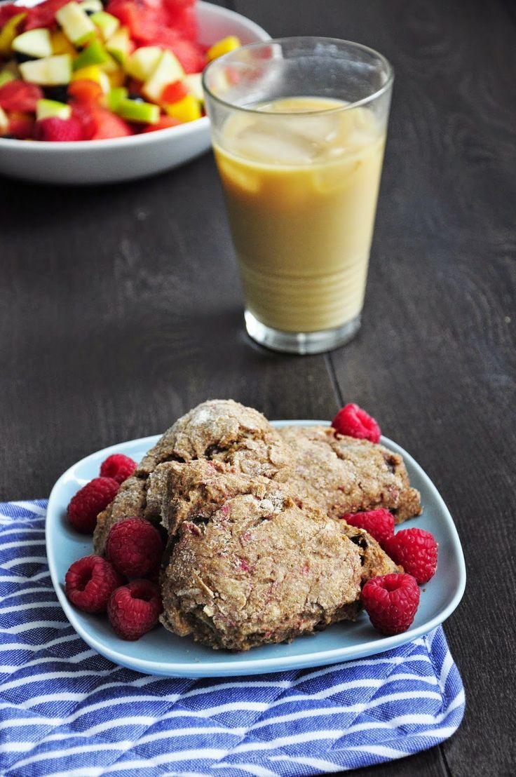 Whole Foods Raspberry Scone