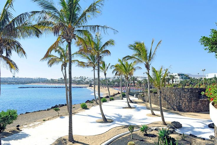 Costa Teguise - Lanzarote - Spain  ✈✈✈ Don't miss your chance to win a Free Roundtrip Ticket to Tenerife, Spain from anywhere in the world **GIVEAWAY** ✈✈✈ https://thedecisionmoment.com/free-roundtrip-tickets-to-europe-spain-tenerife/