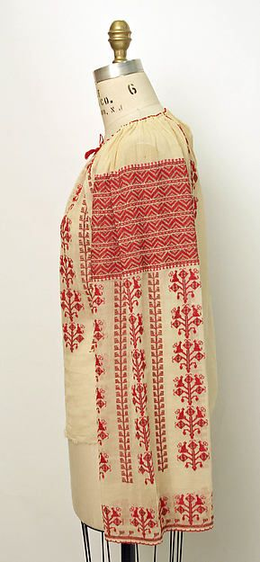 Romanian blouse - The MET
