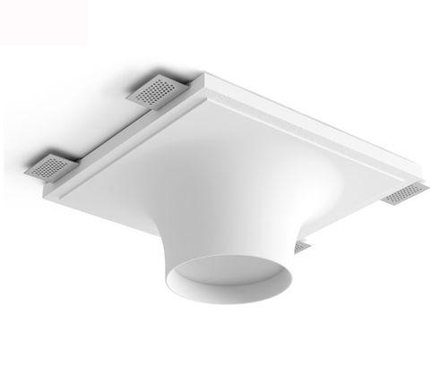 Model 8935a | 9010 Novantadieci | Gips/Plaster Inbouw verlichtingselement / Recessed Lights  Meer informatie / More info : www.indesign.nl