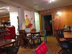 Great coffee, excellent lunch options and a lovely location make Hula one of Edinburgh's best spots