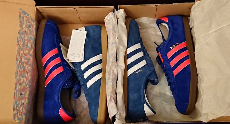 Yehey, doubled up in the last seven days with a pair of Koln and Dublin reissues - made up, the quality is spot on. Well done adidas
