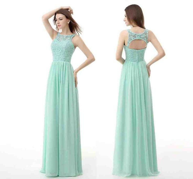 46 best mint green bridesmaid dresses images on Pinterest | Mint ...