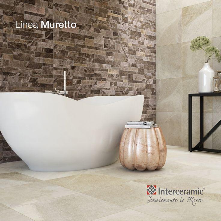 Gabinete Para Baño Sicily Ebaño: para darle un toque rústico, pero elegante #InterceramicMX