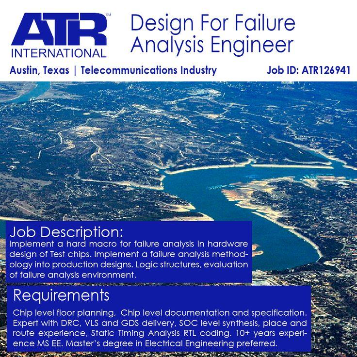 69 best Jobs by ATR images on Pinterest - asic design engineer sample resume