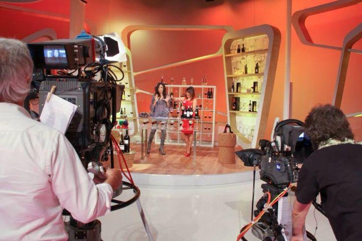 Gli sgabelli della linea Greencorks hanno partecipato alla trasmissione Detto Fatto di Rai2, andata in onda venerdì 26/10: che emozione!