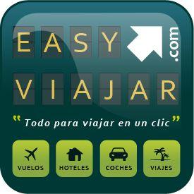 Información turística y consejos para organizar tus viajes. Consigue ofertas de viajes baratos, vuelos y hoteles baratos con Easyviajar, ¡el mejor buscador de viajes!