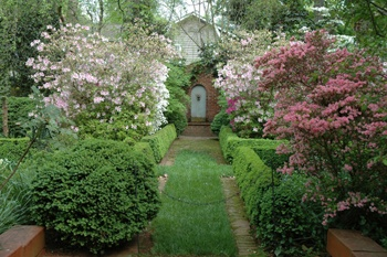 This English-inspired Garden Rules