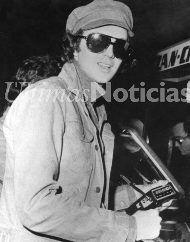 El cantante español Camilo Sesto. Foto: Archivo Fotográfico/Grupo Últimas Noticias