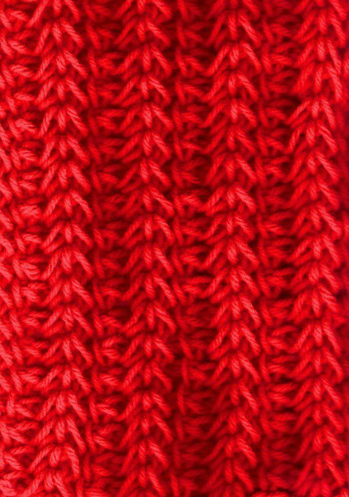crochet tunisian | 24 a pretty shells and columns variation