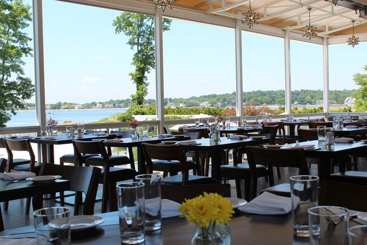 A great reason to live in Westport, CT is the many choices of exquisite restaurants. Pearl at Long Shore is a unique dining and social experience awaits you year-round at the edge of the Long Island Sound. Panoramic views, fine cuisine and friendly hospitality. www.pearlatlongshore.com