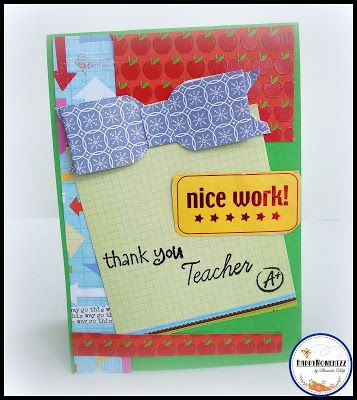 HappyMomentzz crafting by Sharada Dilip: Teachers day cards