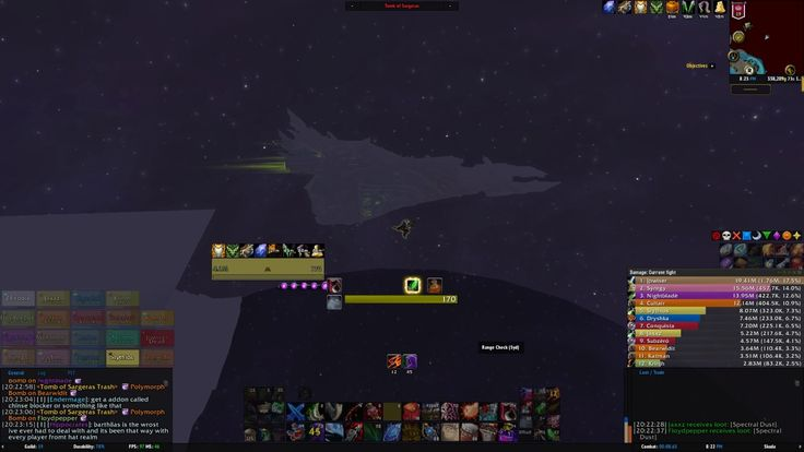 Just a rogue falling through Tomb of Sargeras #worldofwarcraft #blizzard #Hearthstone #wow #Warcraft #BlizzardCS #gaming