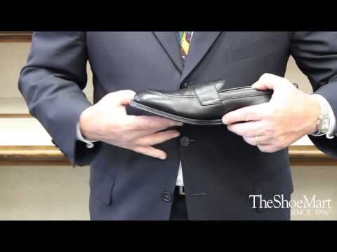 Get a closer look at the #Alden #Copley Last as Joe Zapatka from #TheShoeMart explains its fit and profile.   www.TheShoeMart.com #AldenShoes